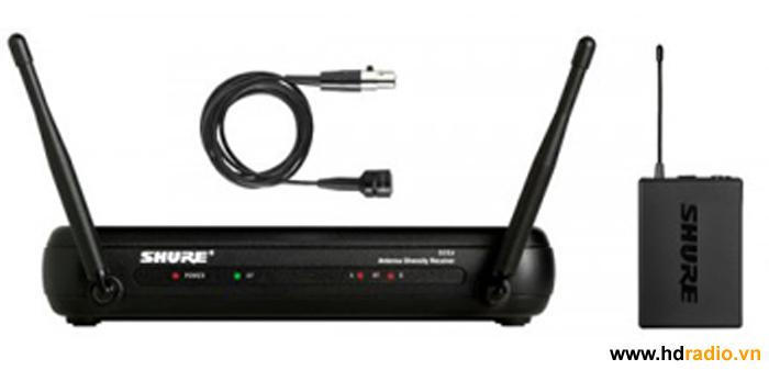 Bộ Micro không dây Shure SVX 188E/PG185