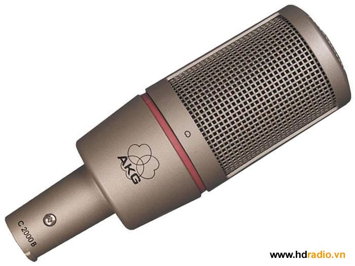 MICROPHONE AKG C 2000 B