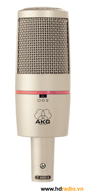 micro-akg-c400-b