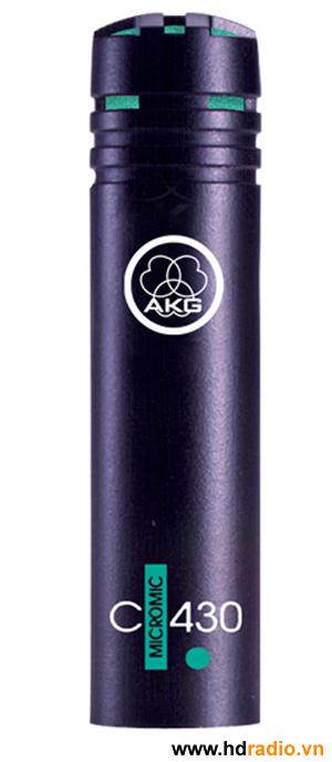 Microphone AKG C430