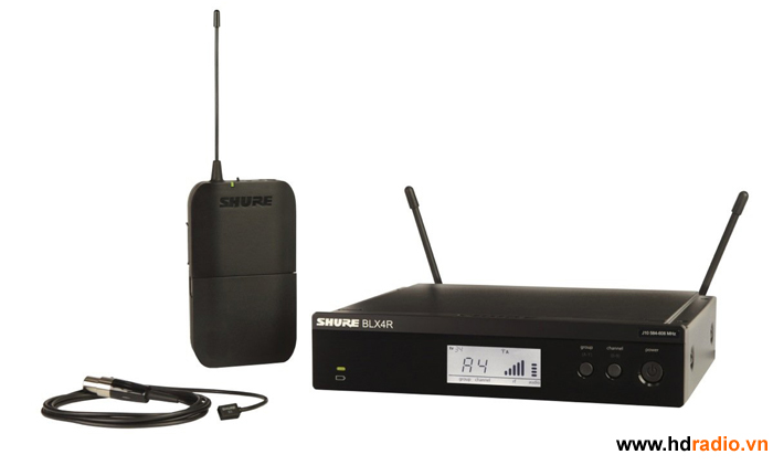 Bộ micro không dây Shure BLX14R/W93