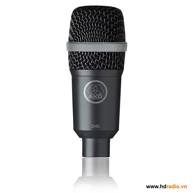 microphone-akg-d40