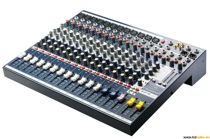 Mixer SOUNDCRAFT EFX8
