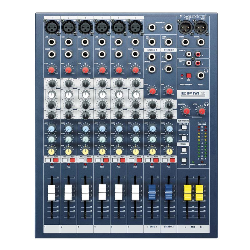 mixer-soundcraft-epm6