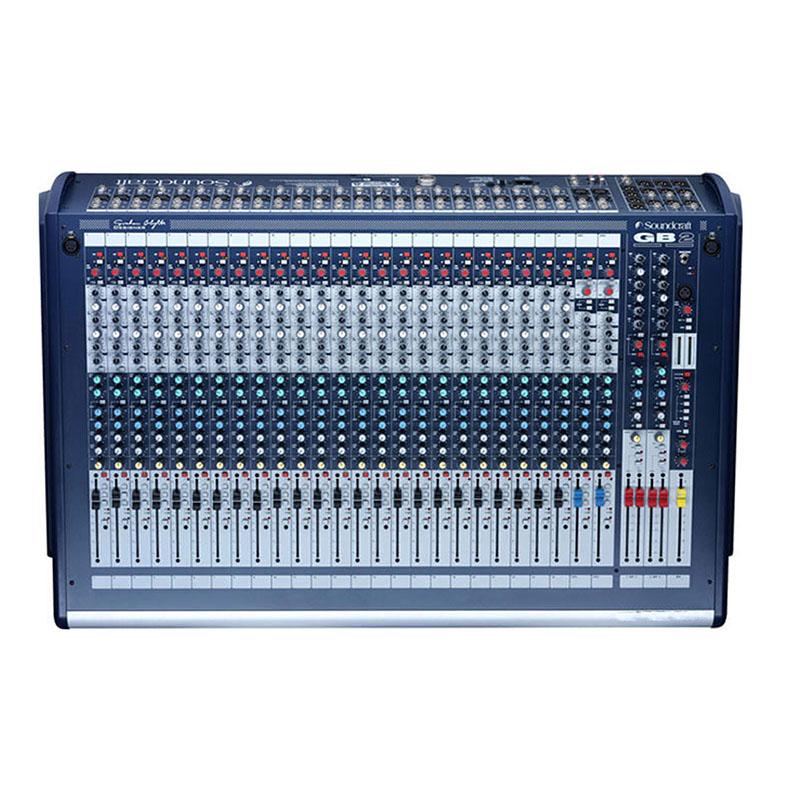 Mixer SOUNDCRAFT GB2/24