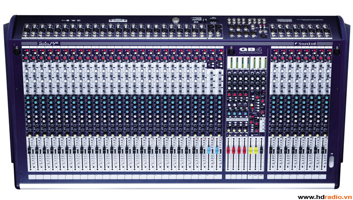 Mixer SOUNDCRAFT GB4/40