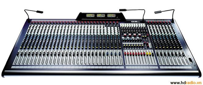 Mixer SOUNDCRAFT GB8/40