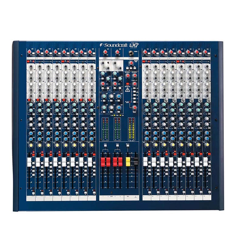 mixer-soundcraft-lx7ii-24