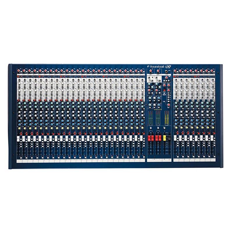 mixer-soundcraft-lx7ii-32