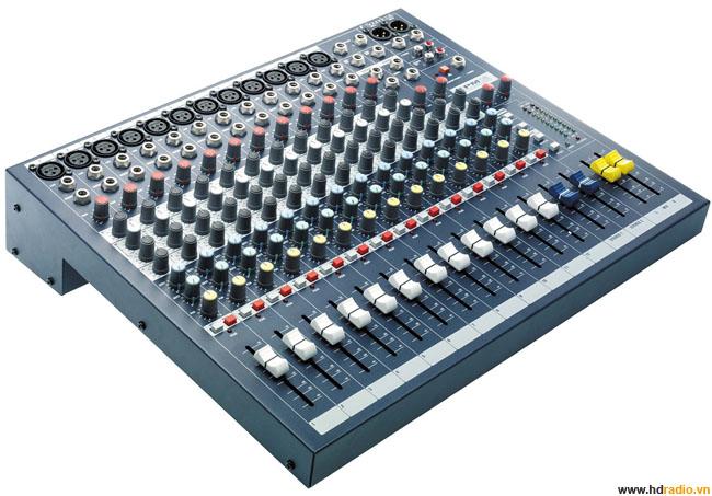Mixer SOUNDCRAFT MPMi12