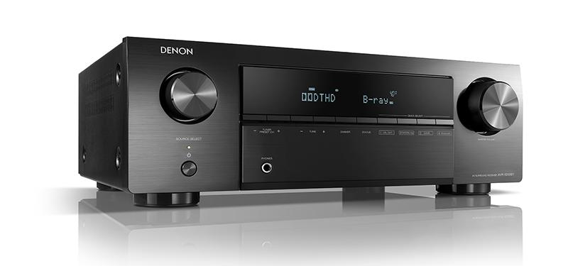 Amply Denon AVR-X250BT