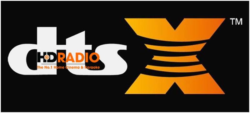 Amply Denon AVR-X3300 Hỗ trợ chuẩn âm thanh DTS:X