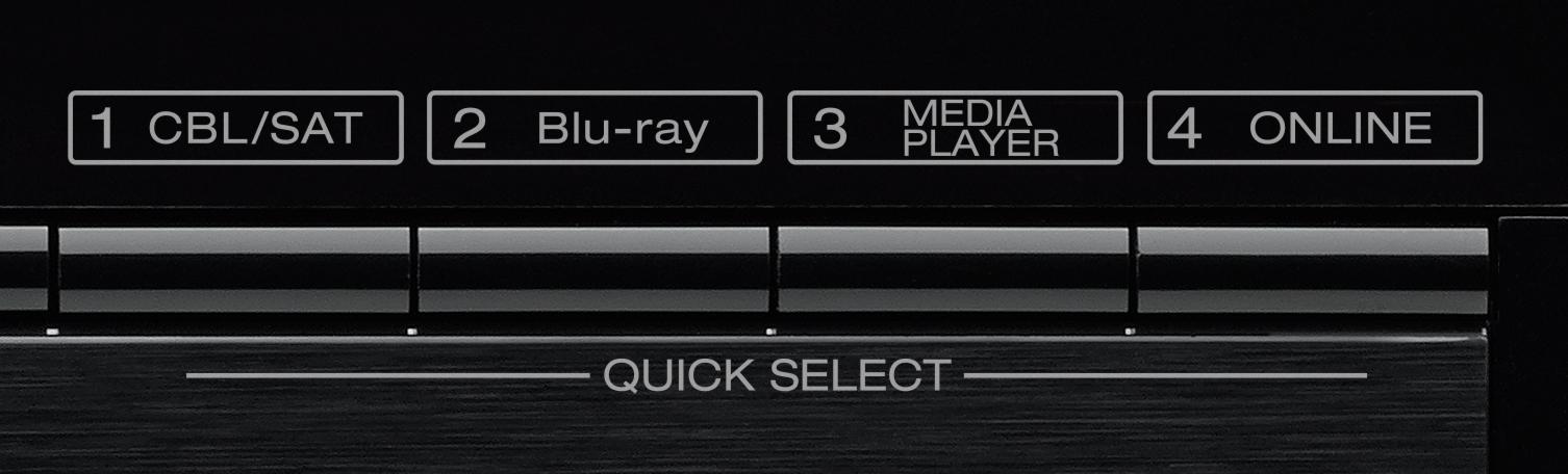 4 phím chọn nhanh