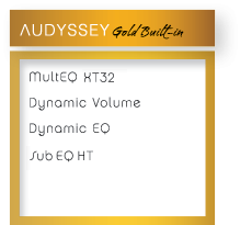 Audyssey Room Correction