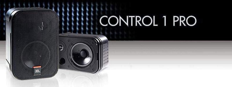 JBL Control 1 Pro hdradio 1