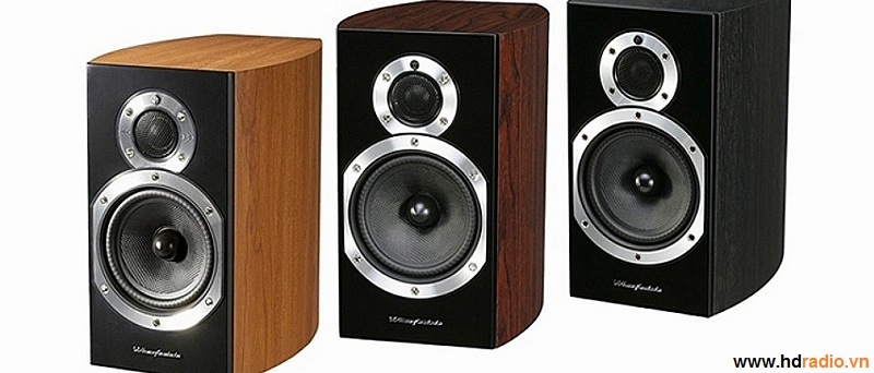 Loa Surround Wharfedale Diamond 10.1