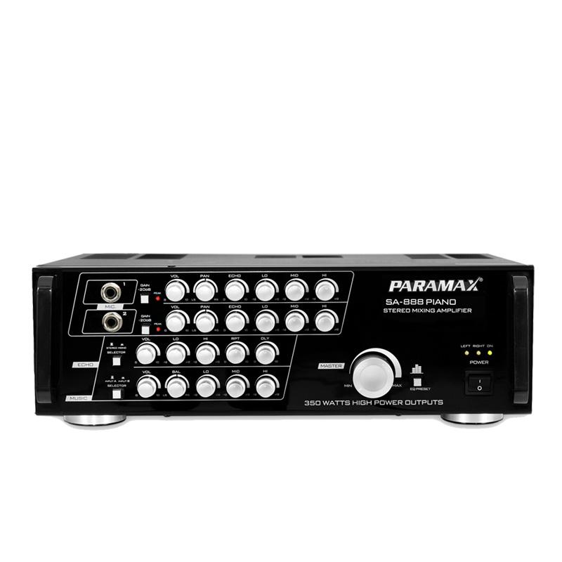 Amply paramax sa 888 Piano New