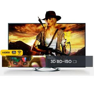 Đầu phát HD HiMedia Q10 4K 3D Bluray-hỗ trợ bluray
