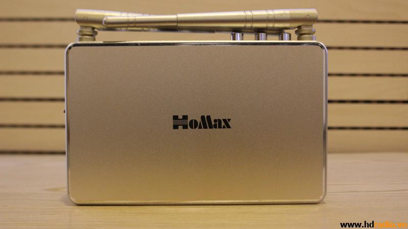 Android TV Box Homax T6 - mặt trước