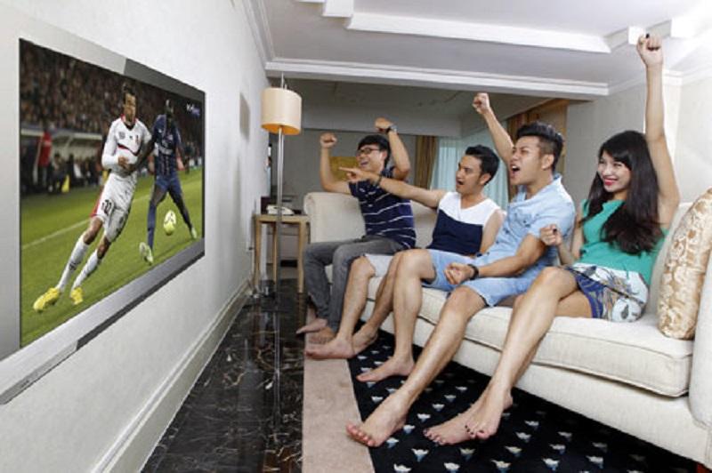 Android TV Box HoMax T6 -- thể thao,bóng đá cuối tuần