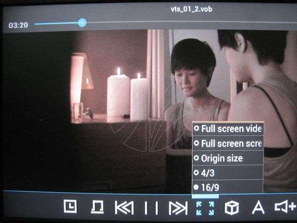 Chơi Video định dạng ISO DVD