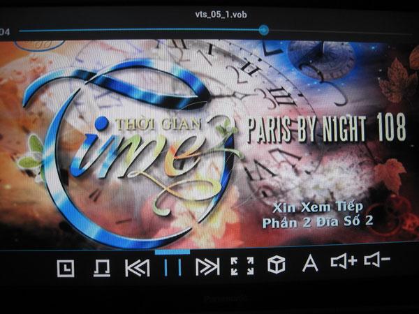 Chơi Video định dạng ISO DVD5