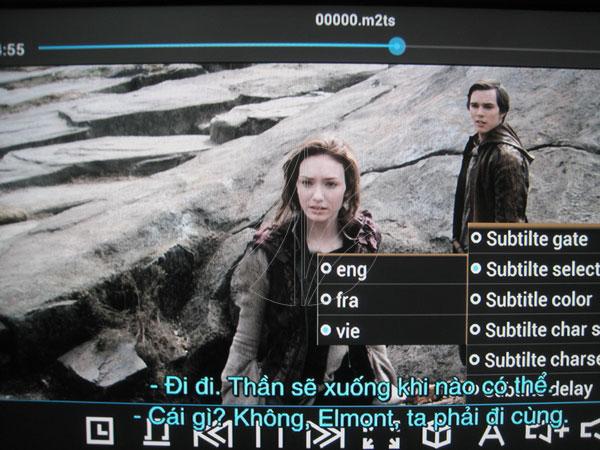 Chơi Video định dạng ISO Bluray