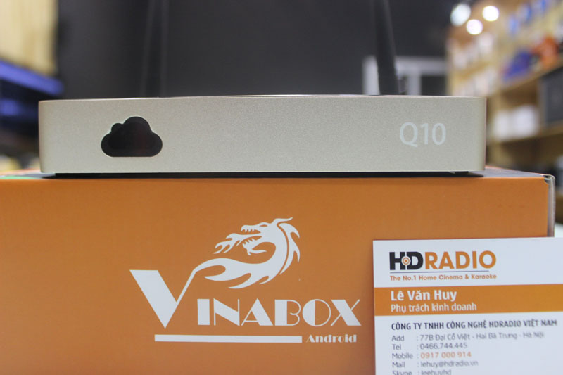 Vỏ hộp VinaBox Q10