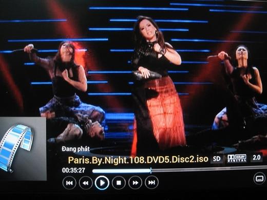 Chơi File Video định dạng ISO DVD trên XBMC