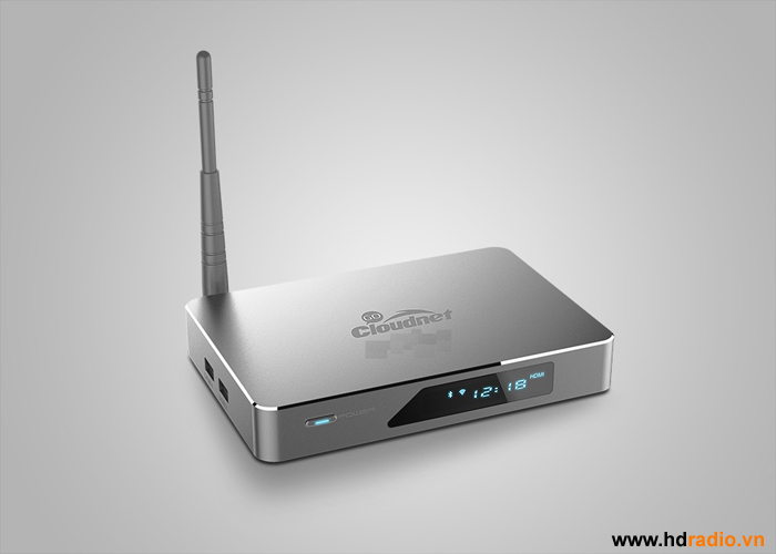 ANDROID TV BOX CLOUDNETGO CR18 OCTACORE.
