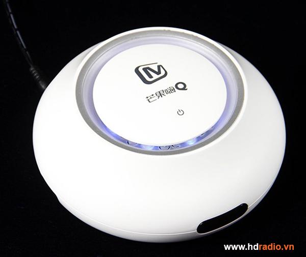 HiMedia M3 - Quadcore, 3D, 4K , DTS HD - AB khủng, dáng độc-mặt trên
