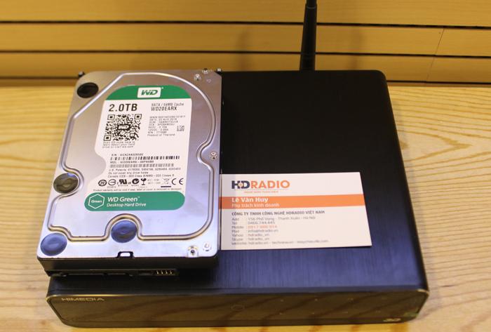 [COMBO] Himedia Q10 IV + ổ cứng 2Tb