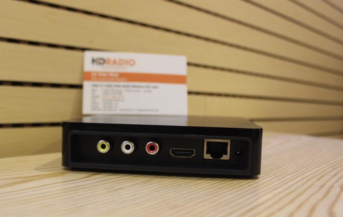 HiMedia Q1 IV - QuadCore, Ram 1G, Rom 8G, 3D, 4K-mặt sau