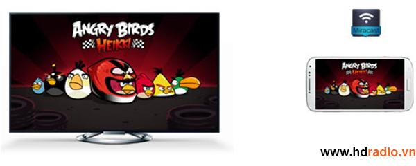 HiMedia M3 - Quadcore, 3D, 4K , DTS HD-miracast