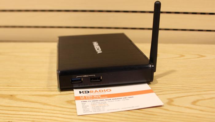 HiMedia Q3 IV - Quadcore, 3D, 4K , DTS HD