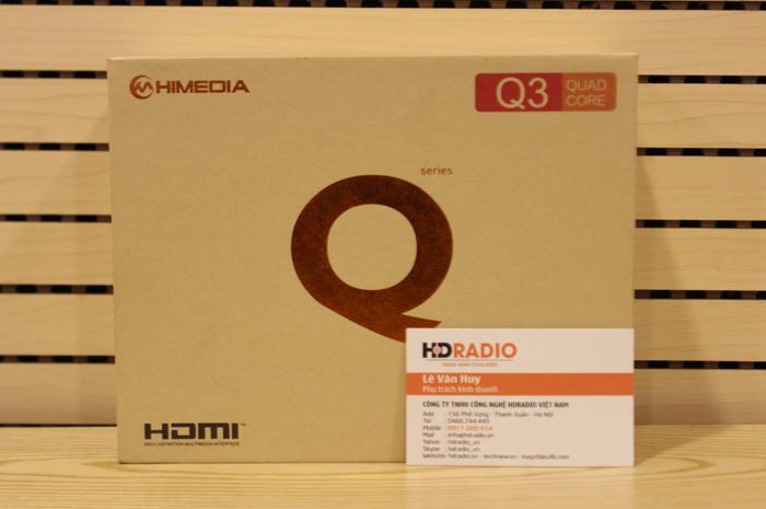 ANDROID TV BOX HIMEDIA Q3IV CHÍNH HÃNG