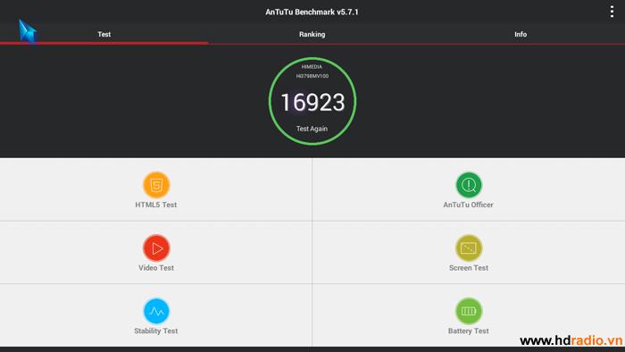 Đánh giá HiMedia Q3 IV - Quadcore, 3D, 4K , DTS HD