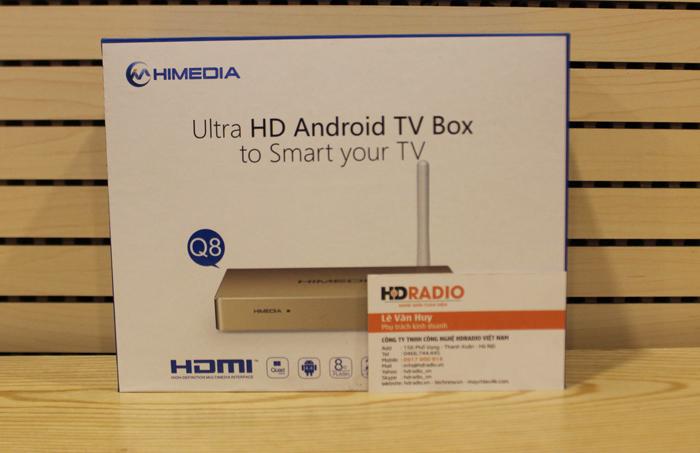 Hình ảnh Himedia Q8 tại HDRADIO