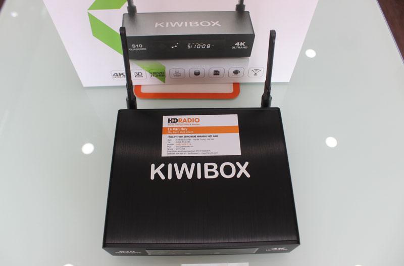 Mặt trên sản phẩm kiwi S10