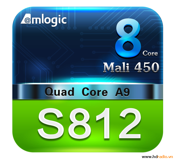 Chip Amlogic S812