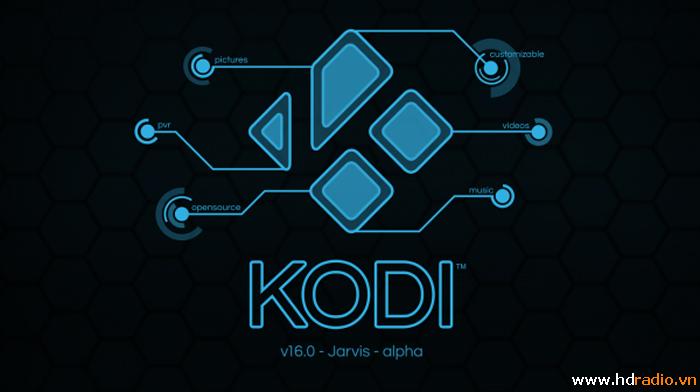 KODI 16.0