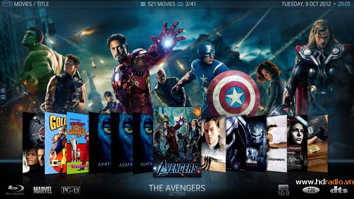 Tặng tài khoản vip xem phim trên các ứng dụng, xem phim chất lượng cao FULL HD 1080 - âm thanh DTS - TRUEHD 5.1-7.1