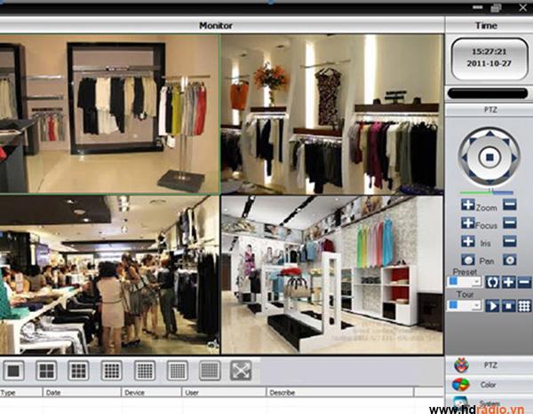 MINIX NEO G4 Cấu Hình Khủng-ứng dụng camera