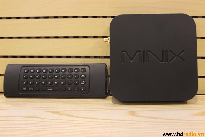 [COMBO] Minix Neo U1 Chip S905 Android 5.1 & Chuột bay cao cấp KM800