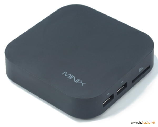 Android Box Minix Neo X5 Mini-Phiên bản tiết kiệm của Neo X5