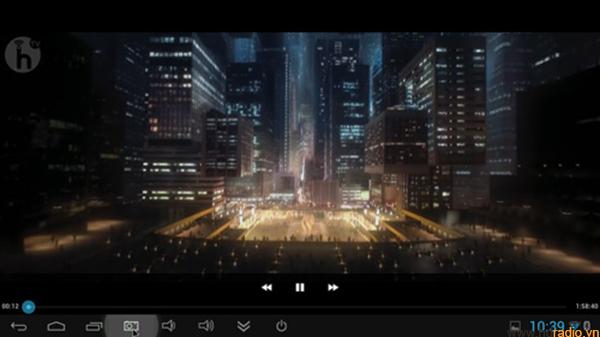 Android Box Minix Neo X5 Minix-xem phim online