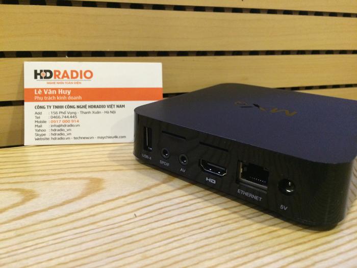 [COMBO]TV Box MXQ S805 + Chuột Bay Cao Cấp Km800