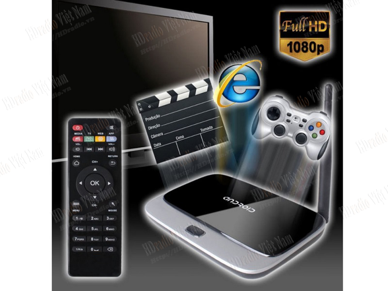 Android TV Box Mini PC Q7