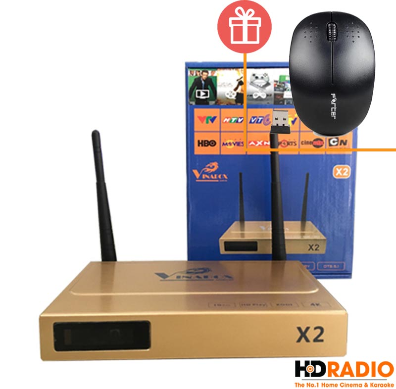 TV Vinabox X2