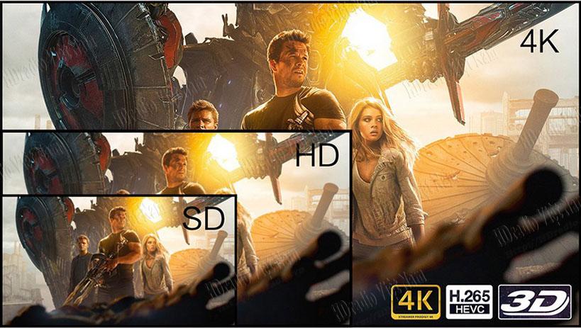 Android TV Box Zidoo x1 hỗ trợ 4k
